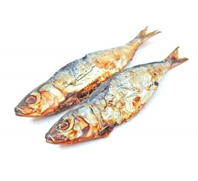 Sušené sardinky