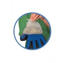 Groom & Go rukavica na čistenie srsti