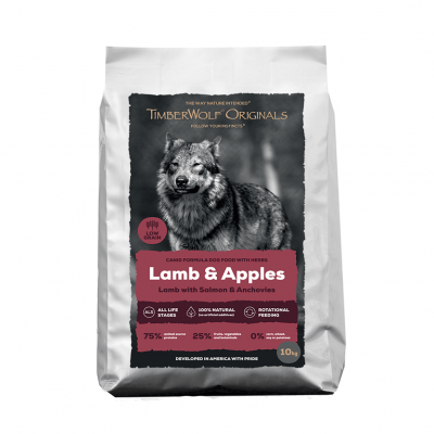 Lamb & Apples Originals 10kg