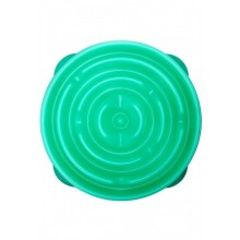 Slow Feeder Bowl Teal Maze
